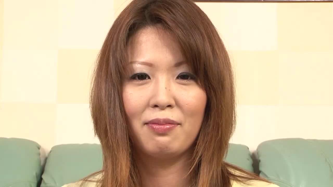 【吉良百合/素人初撮りドキュメント】30歳の人妻がアダルトビデオに出演する熟女企画